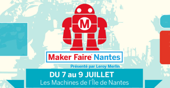 Maker Faires Nantes
