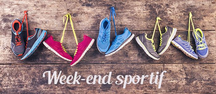 Manifestations sportives du week-end