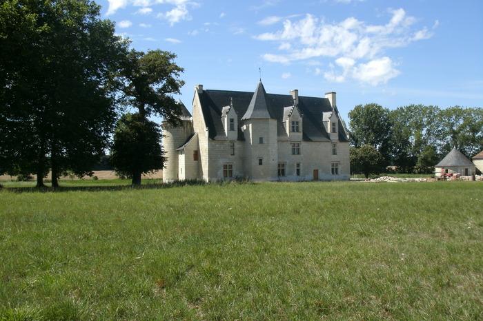 Journées du patrimoine 2017 - Visite du Manoir de Chandoiseau