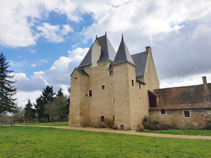 Journées du patrimoine 2018 - Manoir de la Beunèche - 16ème siècle - restauration des enduits