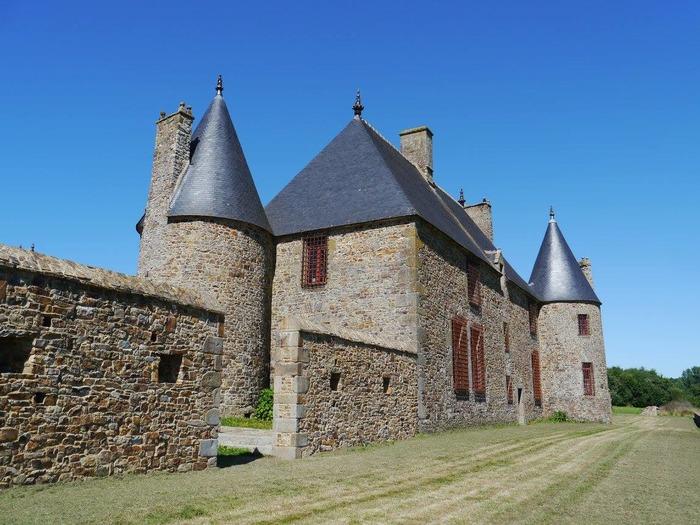 Journées du patrimoine 2017 - Visite guidée du manoir de la Chaslerie