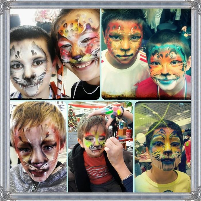 Journées du patrimoine 2018 - Maquillage animal