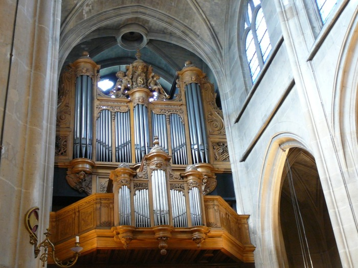 Journées du patrimoine 2018 - Parcours : le Marathon des orgues de Paris