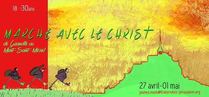 Marche avec le Christ