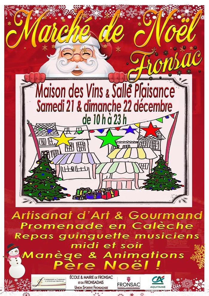 Marché de Noël de Fronsac