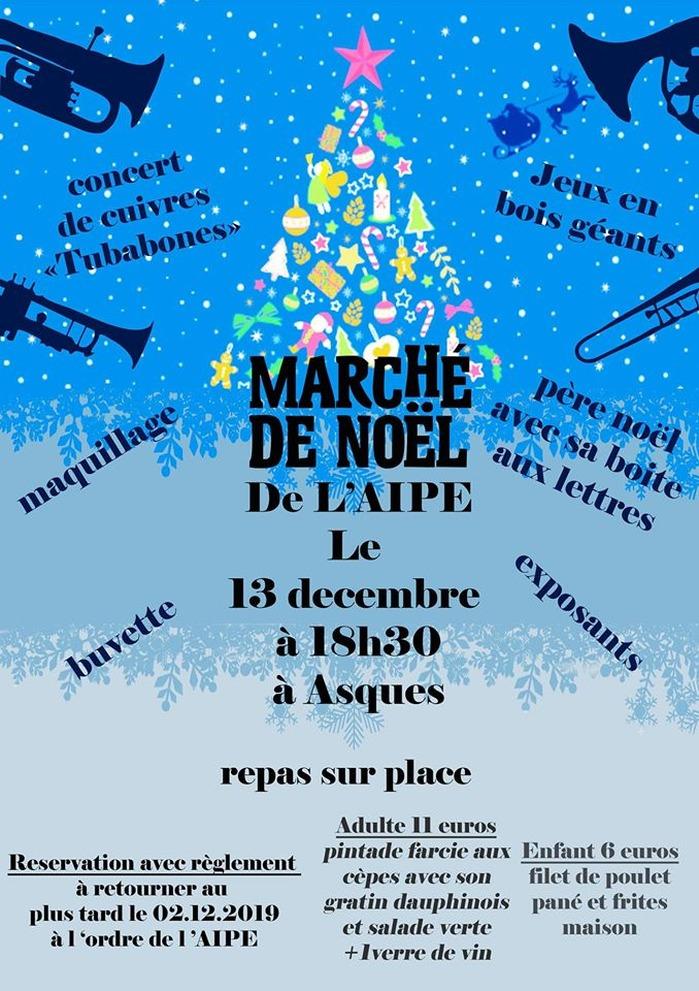 Marché de Noël de l'AIPE