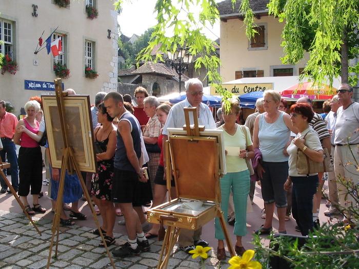 Journées du patrimoine 2017 - Marché des artisans et producteurs locaux