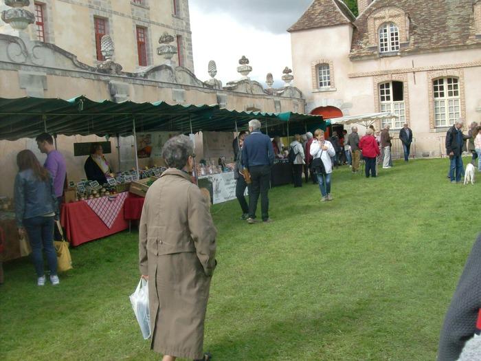 Journées du patrimoine 2018 - Marché gourmand et artisanat d'art