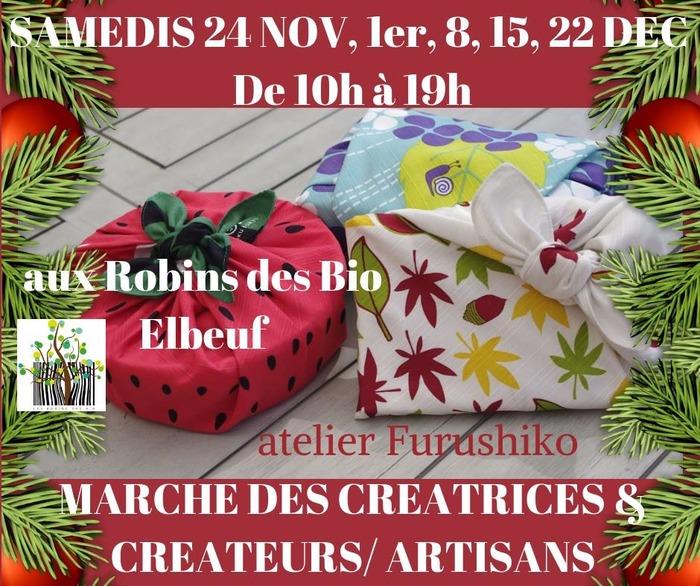 Marché Noël créateurs et artisanat bijoux, déco