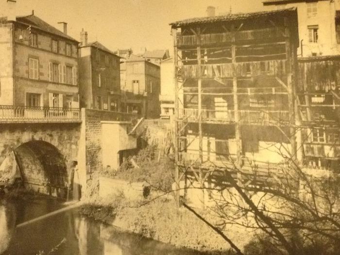 Journées du patrimoine 2017 - Maringues - le quartier des tanneries