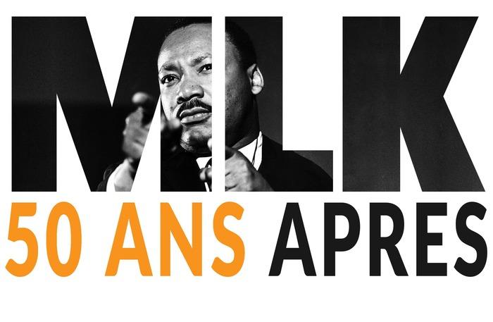 Journées du patrimoine 2018 - Martin Luther King, 50 ans après