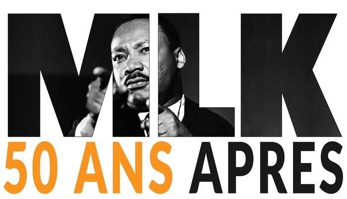 Journées du patrimoine 2018 - Martin Luther King 50 ans après