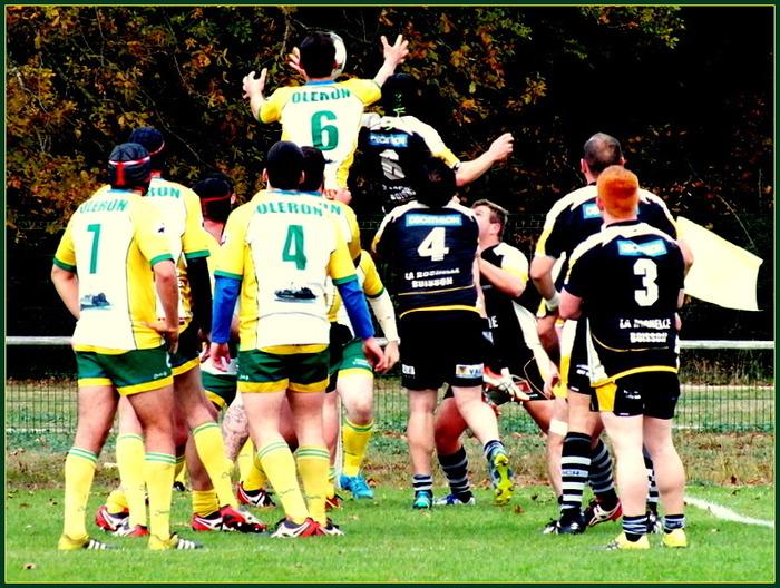Match Rugby Oléron / Cherves