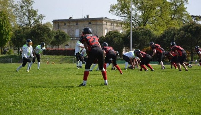 Matchs de Football Américain à Cenon