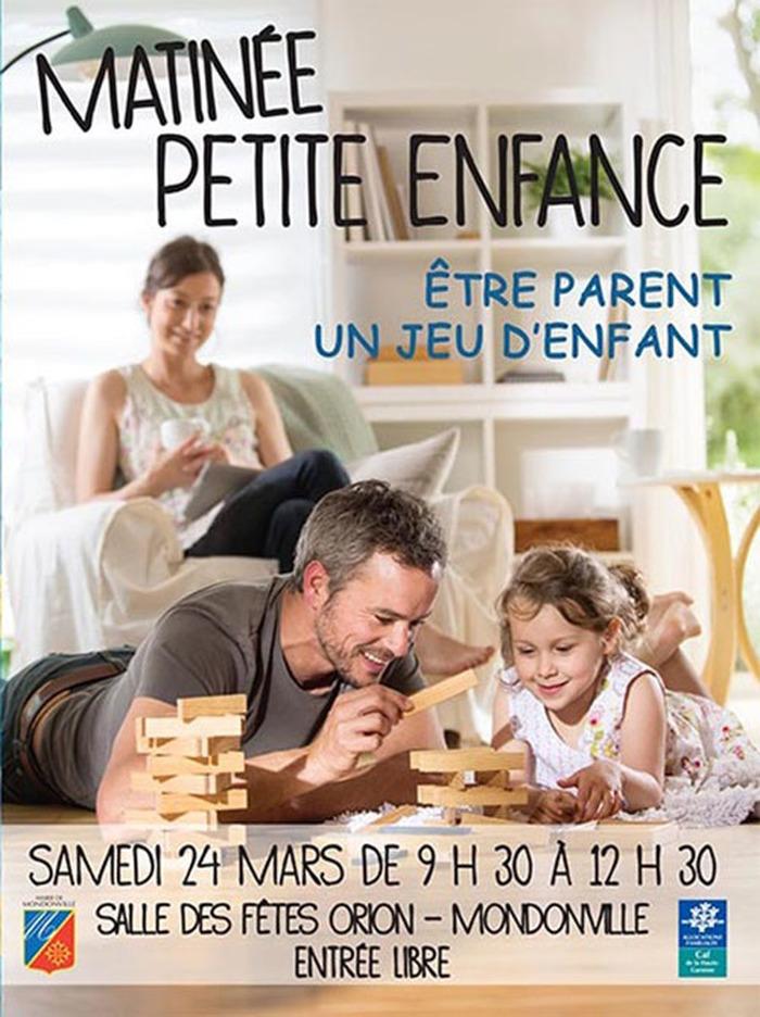 Matinée Petite Enfance de Mondonville - Samedi 24 mars