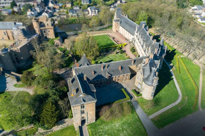 Journées du patrimoine 2018 - Médiations au coeur du Château de Châteaubriant