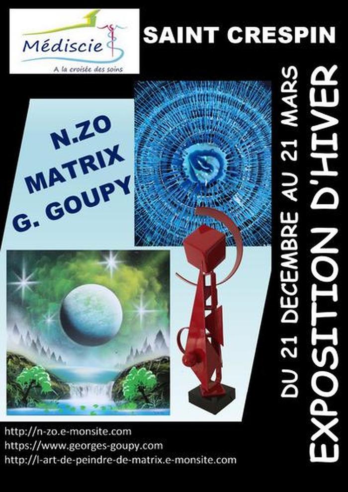 MEDISCIE - Salon d'hiver - MATRIX - N.ZO - G GOUPY