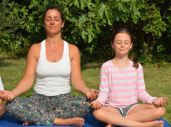 Méditation Parents-Enfants (8-13 ans)