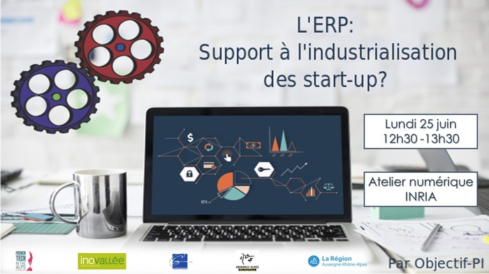 Meetup Expert #10 : L'ERP, support à l'industrialisation des startups?