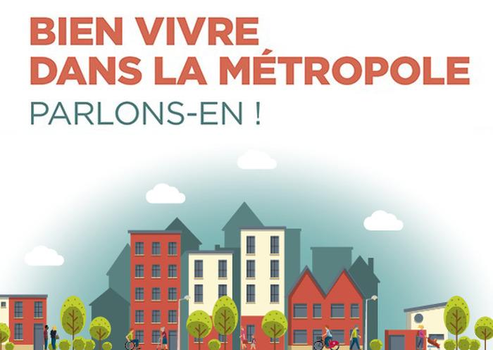 « MELtamorphose » : bien vivre dans la métropole ? Parlons-en !