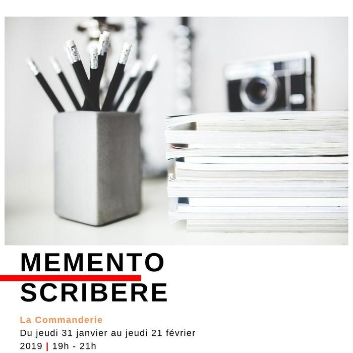 Memento Scribere