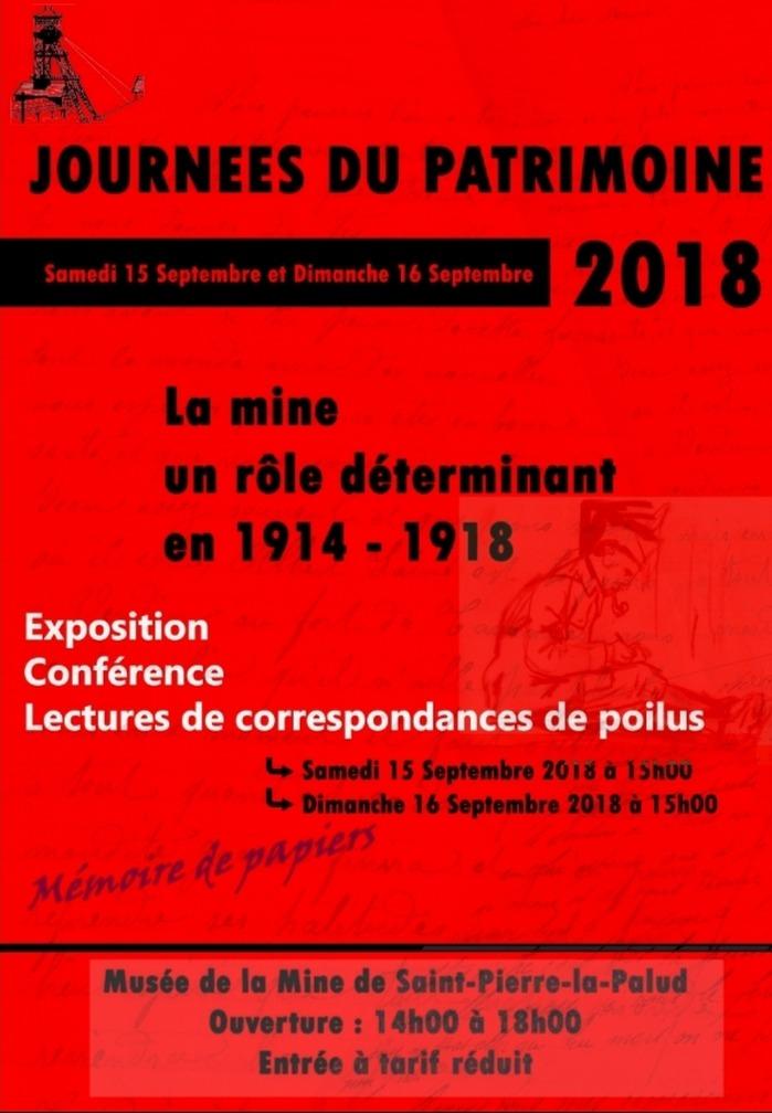Journées du patrimoine 2018 - Mémoire de papiers