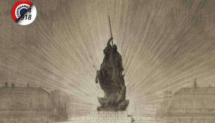 Mémoire de pierre de la Grande Guerre. Les monuments aux morts de Bordeaux et de la métropole.