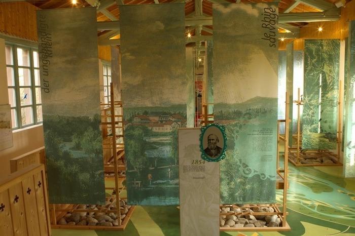 Journées du patrimoine 2018 - Mémoire du Rhin