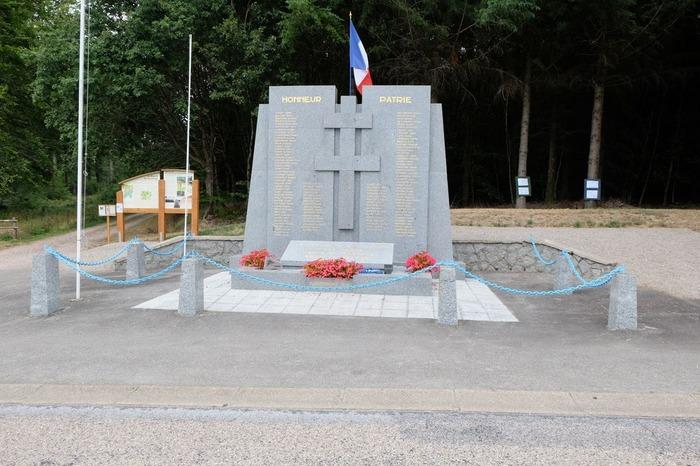 Journées du patrimoine 2018 - Mémorial du Maquis de Grandrupt
