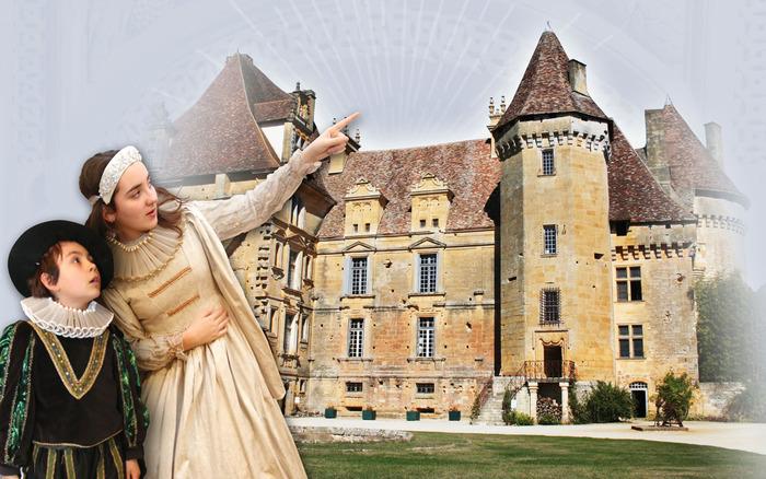 Journées du patrimoine 2018 - Menez l'enquête au château avec les intrigues de Lanquais