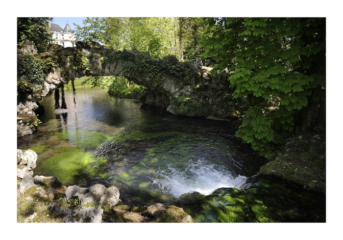 Journées du patrimoine 2018 - Domaine départemental de Méréville : Découverte d'un parc historique et naturel