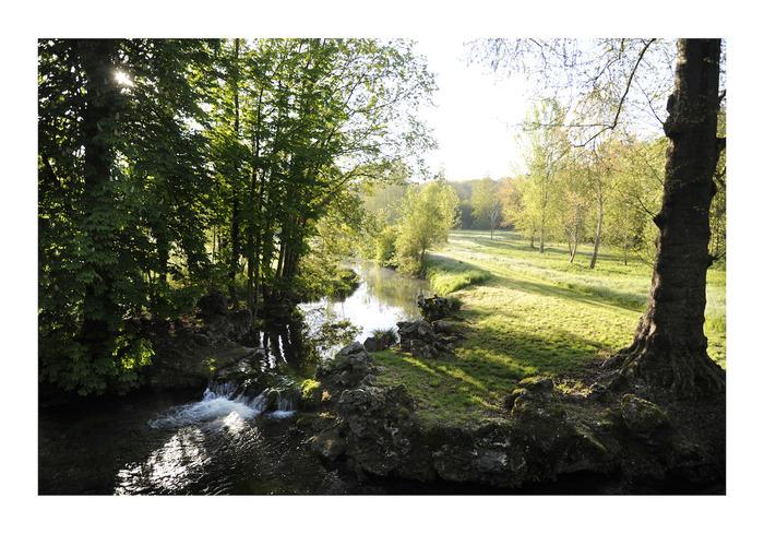 Journées du patrimoine 2018 - Méréville : Venez découvrir le parc anglo-chinois