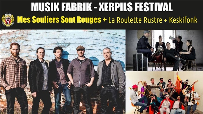 Mes Souliers Sont Rouges, Keskifonk, La Roulette Rustre
