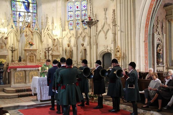 Journées du patrimoine 2018 - Messe de Saint-Hubert