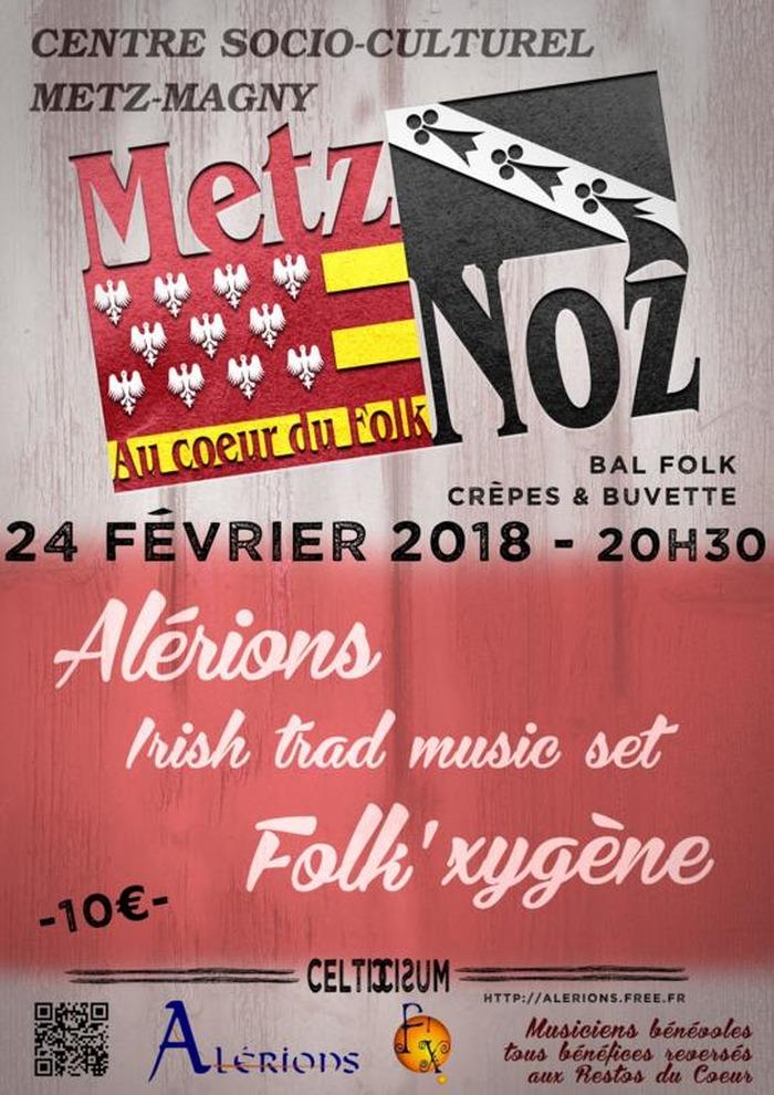 Metz-Noz avec Alérions et Folk'xygène