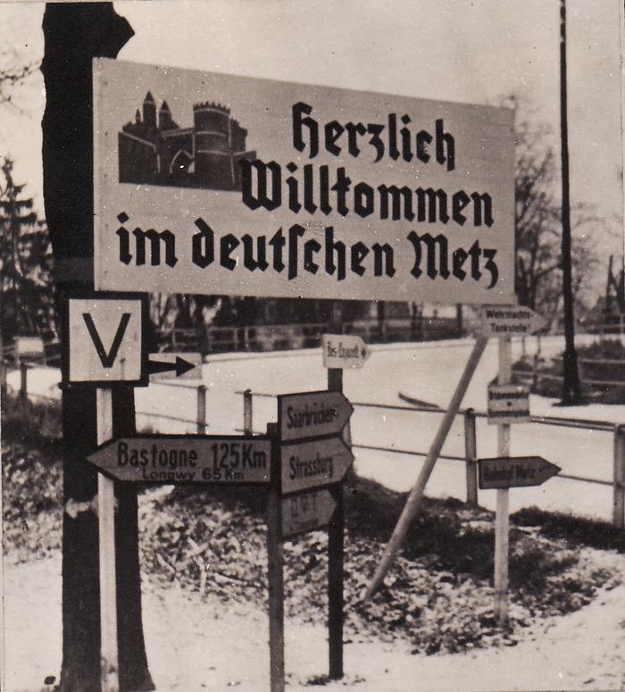 Journées du patrimoine 2018 - Metz sous le joug nazi 1940-44