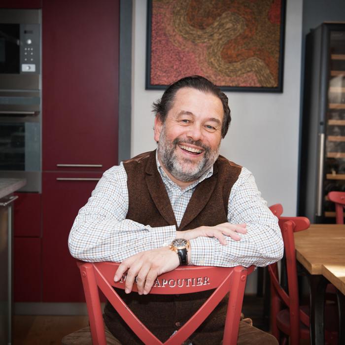 Michel Chapoutier, l'orfèvre de la vallée du Rhône