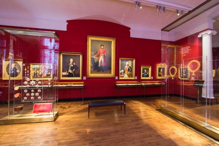Journées du patrimoine 2018 - Mille ans d'histoire à travers les décorations du monde entier