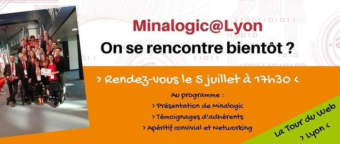 Minalogic@Lyon : on se rencontre le 5 juillet ?