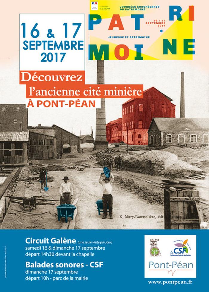 Journées du patrimoine 2017 - Mine de plomb argentifère