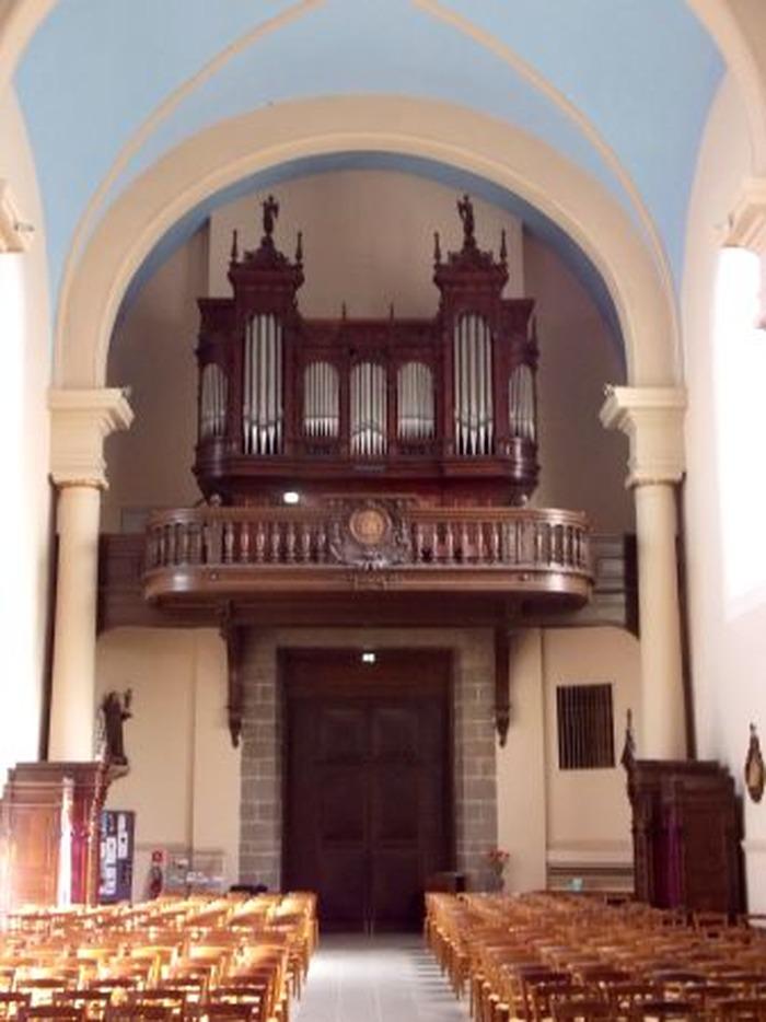 Journées du patrimoine 2018 - Mini-concerts, visites découverte de l'orgue