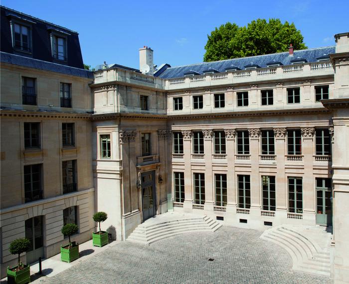 Journées du patrimoine 2018 - Ministère de l'Éducation nationale - Visite de l'Hôtel de Rochechouart