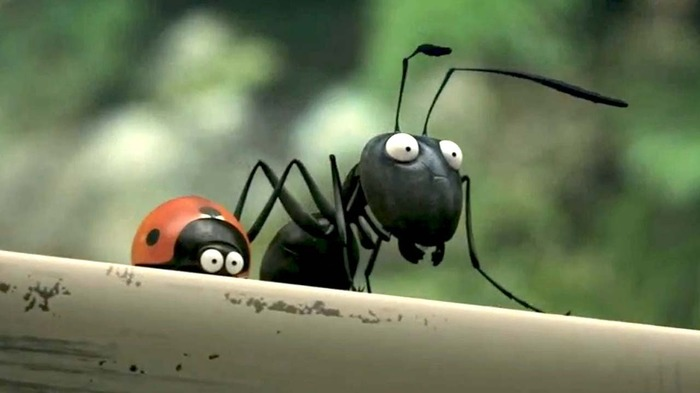 Minuscules, la vallée des fourmis perdues