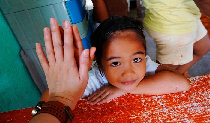 Mission auprès des orphelinats de Cebu (Philippines)