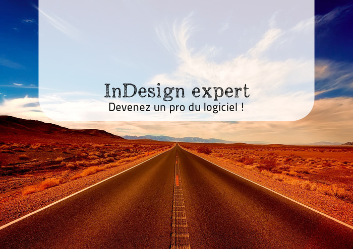 Mission InDesign expert