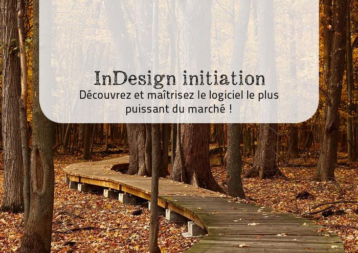 Mission InDesign initiation