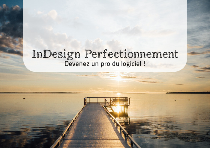 Mission InDesign Perfectionnement