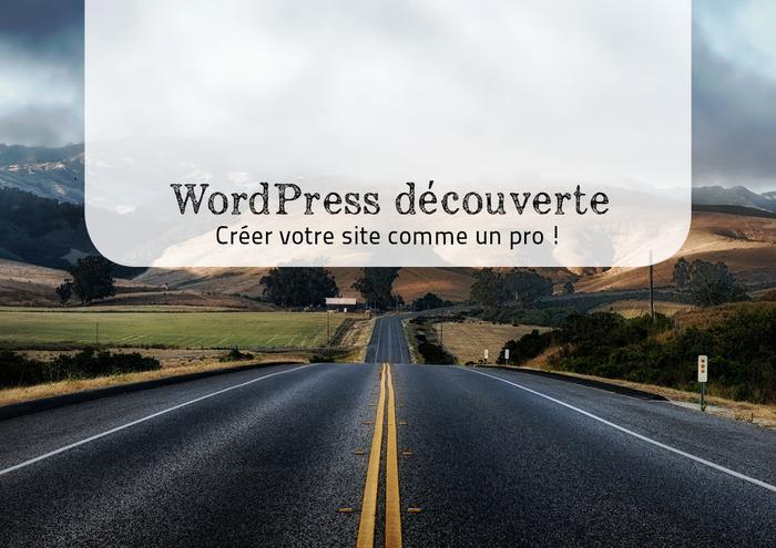Mission WordPress découverte