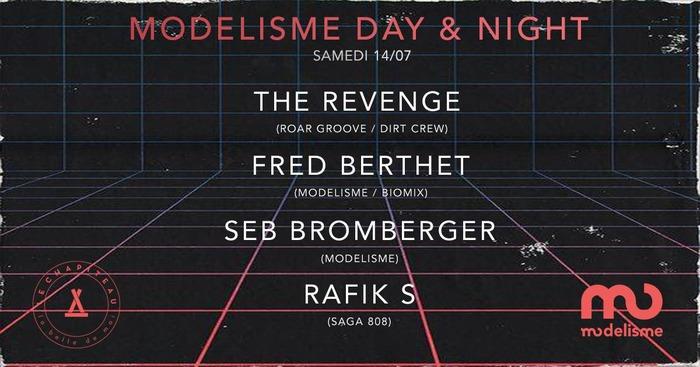 Modelisme Day & Night: The Revenge F.Berthet S.Bromberger Rafik
