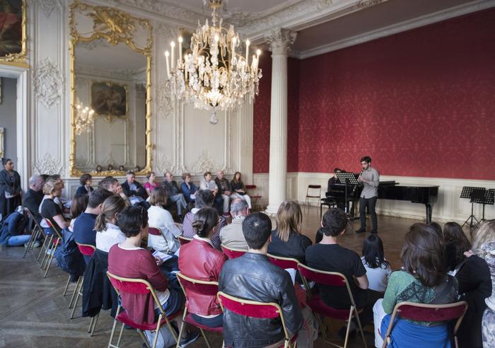 Journées du patrimoine 2018 - Moments musicaux à l'hôtel de Soubise